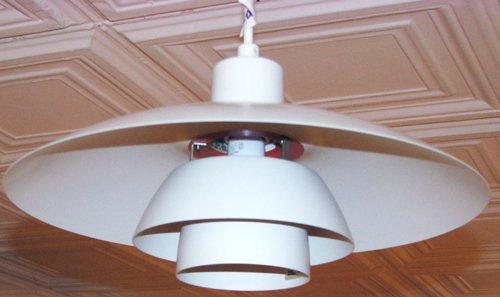 10: Poul Henningsen PH 4/3 Pendant Lamp