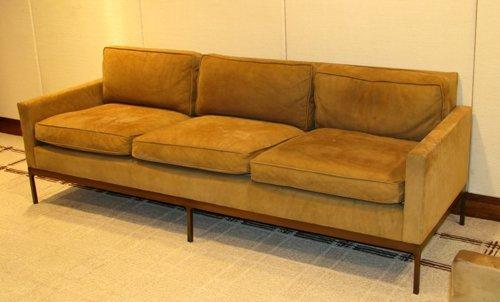 17: 70 Half Arm sofa  by Nicos Zographos