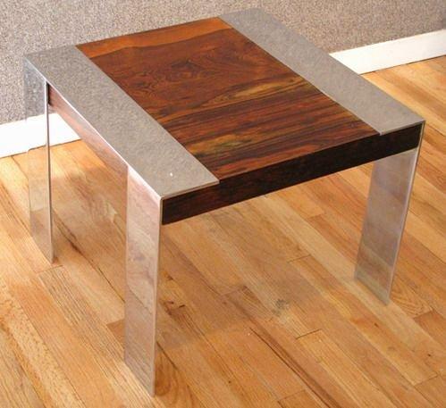 2C: Milo Baughman Table