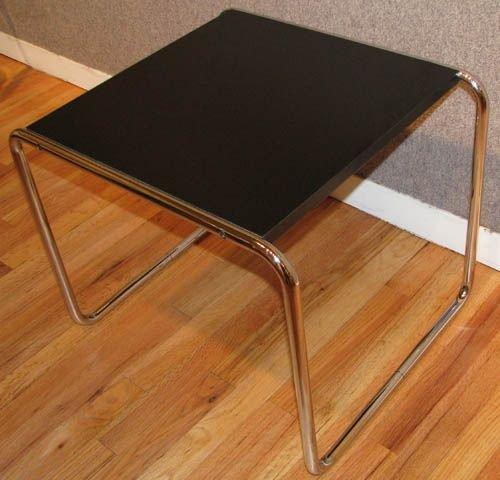 2E: Marcel Breuer Laccio Table