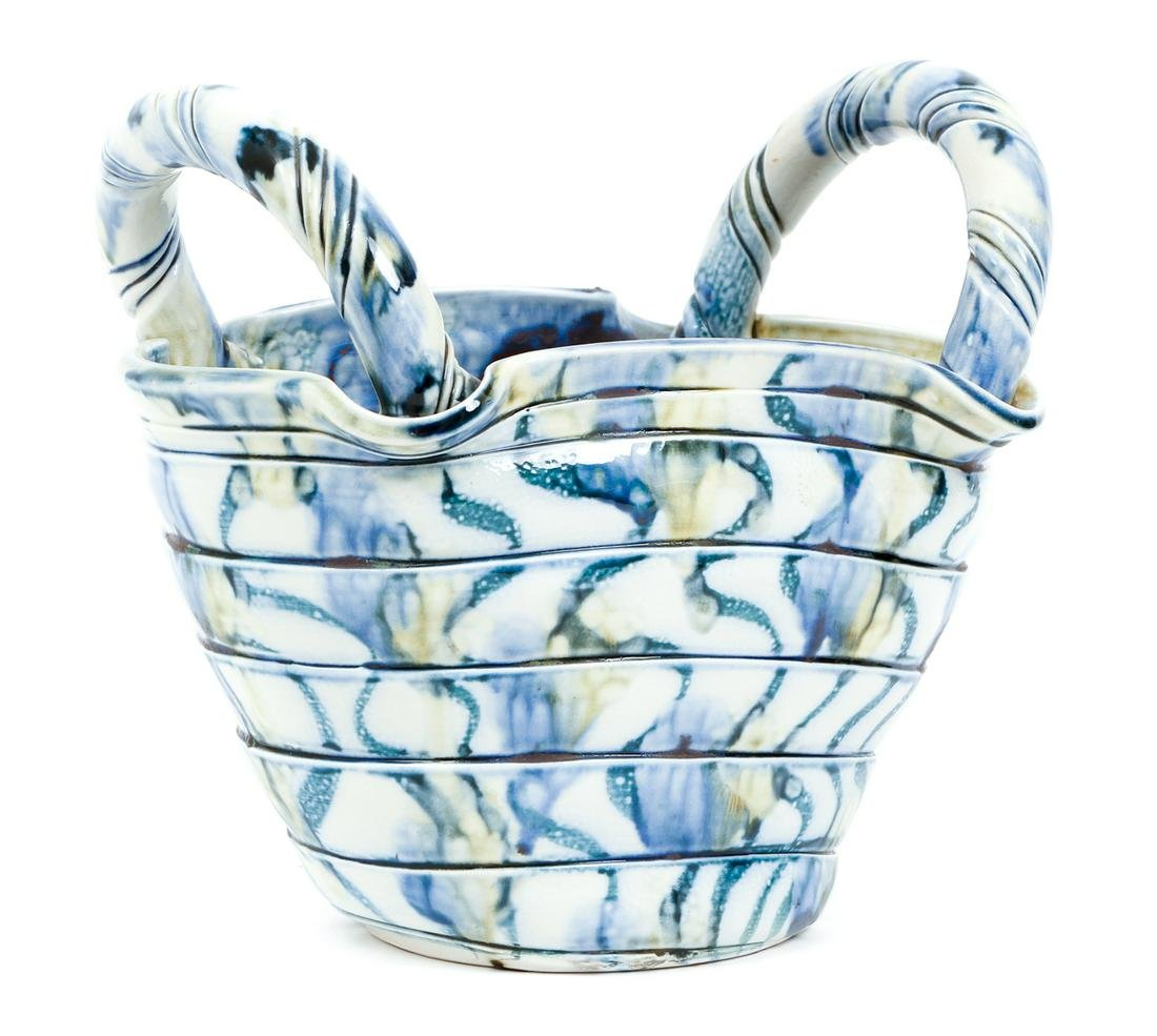 Shattuck Studio Pottery Basket