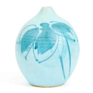 J. T. Abernathy Ceramic Vase
