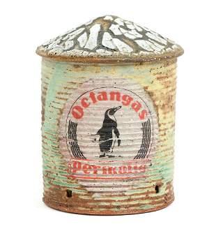 Dan Anderson Small Lidded Jar