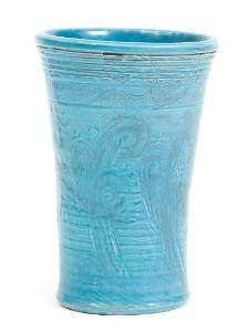 A. E. Baggs Ceramic Vase Marblehead