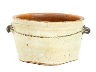 Robert Briscoe Bowl Glazed Stoneware