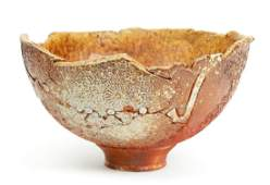 Carl Shanahan Bowl Glazed Stoneware