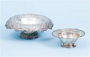 2 Sterling Silver Bowls Jacobi Jenkins
