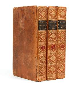 Adam Smith Wealth Nations 1784 Third ed