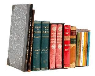 International Book Lot German Perthes