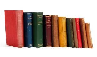 Lot Americana History 10 books McClellan Cows