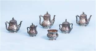 6 piece Tea Service Caldwell Philadelphia