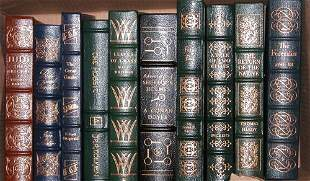 10 Assorted Easton Press Classics