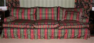 Contemporary Three Cushion Couch