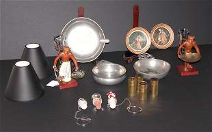 Assorted Metal Wear and Prints