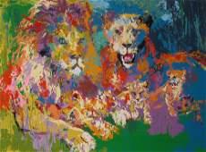 "198: Neiman, LeRoy ""Lion's Pride"""