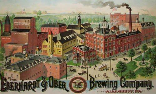 4: Eberhardt & Ober Brewing Company broadside