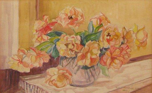 18: Rachel McClelland Sutton Floral Still Life