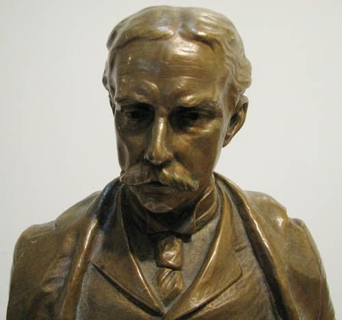 113A: John Quincy Adams Ward bronze of Henry B. Hyde - 2
