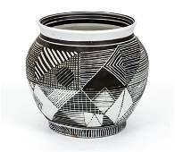 Edward Eberle porcelain bowl Vista