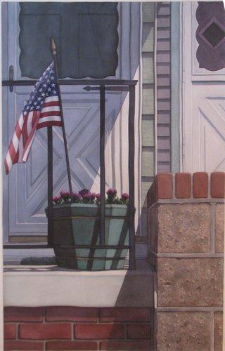 14: Pair of Richard Devlin Watercolors