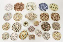 Assorted Chintz ware incl. Grimwader Old Country Rose