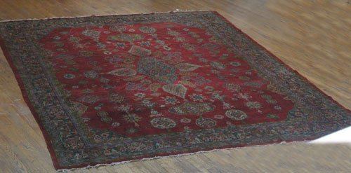 2: Persian Carpet
