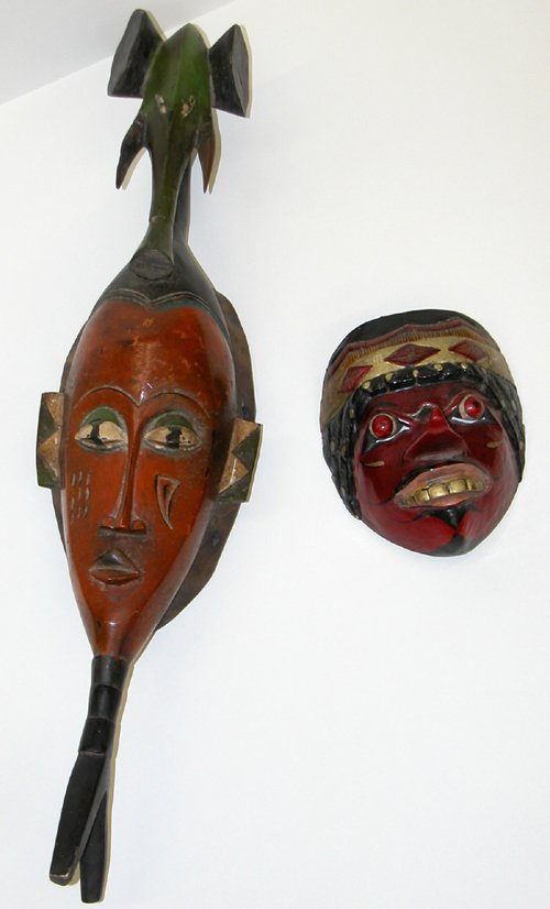 16: Two Masks