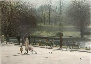 Harold Altman, Parc Montsouris II