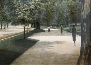 Harold Altman, Hyde Park