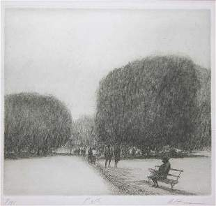 Harold Altman, Path