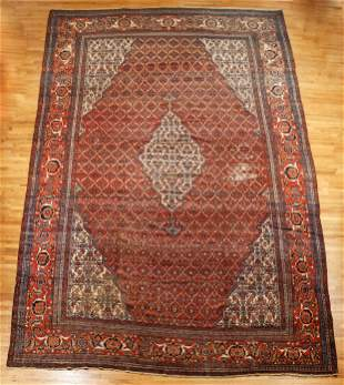Antique Northwest Persian Palace Size Rug 12.5 x 20ft