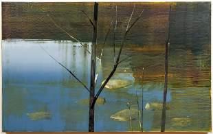Stephen Pentak 2009 painting VII.III