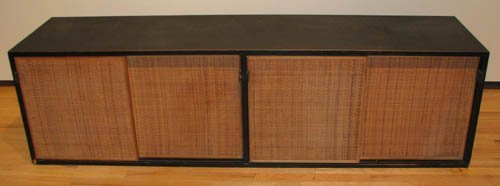 17: Florence Knoll Office Wall Hanging Cabinet