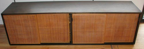 18: Florence Knoll Office Wall Hanging Cabinet