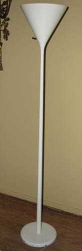 23: Mid-Century Modern Standing Lamp
