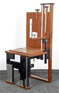 Jacob Rogers unique Art Chair