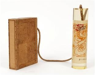 Alechinsky and Mansour Bleu des Fonds Artist's Book