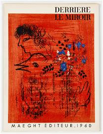Chagall Braque Miro DLM 121-122 complete with lithos