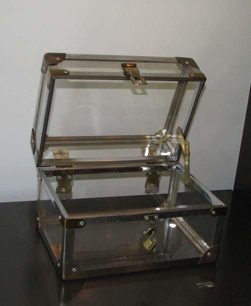 1: Modern Keepsake Box