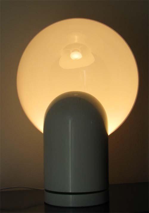 2: Modern Desk Lamp, Possibly Italian