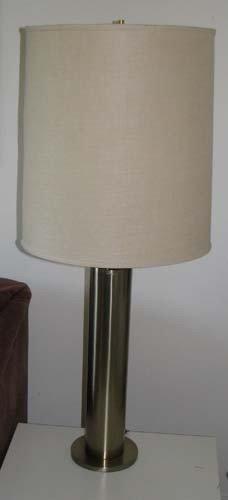 3: Modern Aluminum Cylinder Lamp