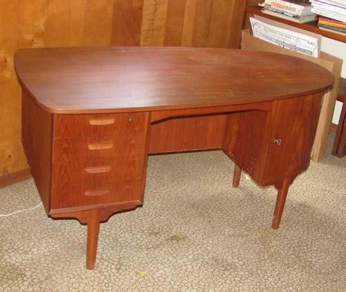 23: Danish Modern Desk