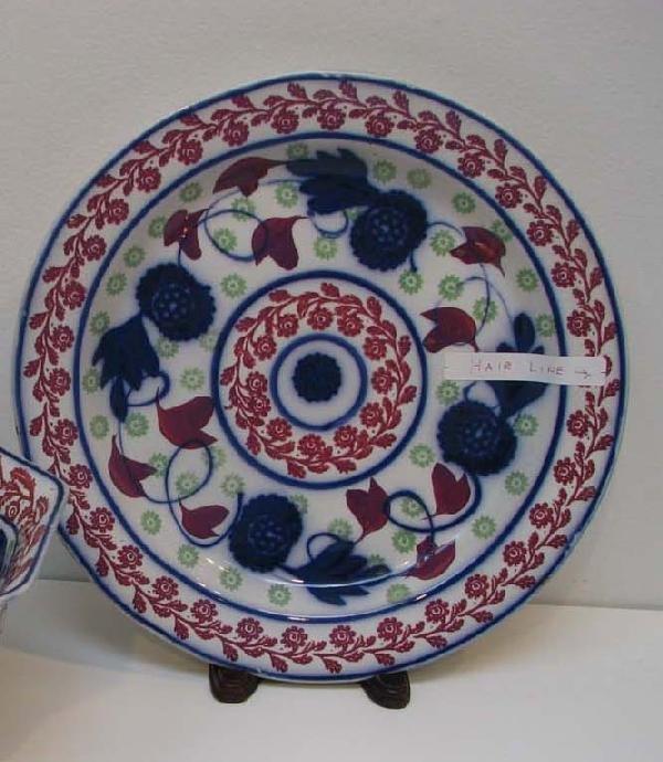 500: Adams of Tunstall stick spatter platter