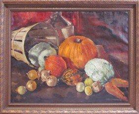 Milan Petrovits Ptg. Garden Harvest