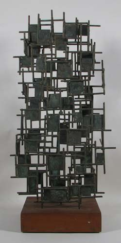10: Glen Davis 1979 Sculpture Tower