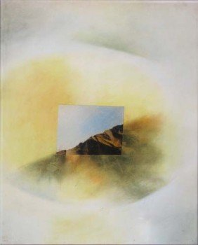 Marilyn Bruya Landscape Drawing And Collage