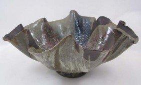Nancy Duchenko Large Shell Bowl