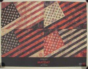 Shepard Fairey MAYDAY Print