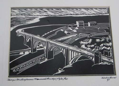 164: Pittsburgh Bridges by Elizabeth Taylor Hebertson - 3