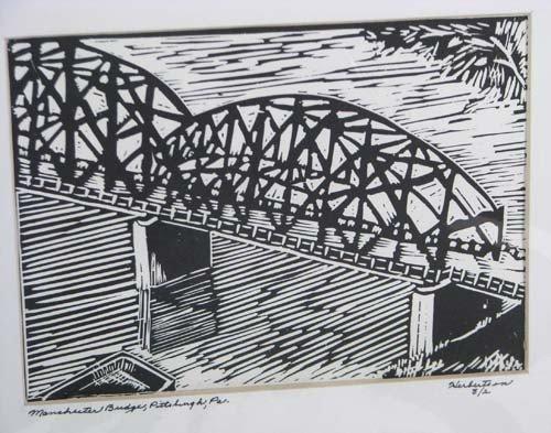 164: Pittsburgh Bridges by Elizabeth Taylor Hebertson - 4